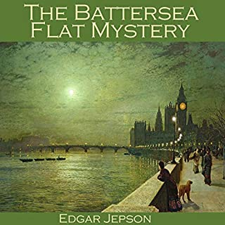 The Battersea Flat Mystery cover art