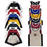 Prime Leather Ultimate Kids Boxing Uniform Set of 2 Pieces Light Weight Breathable