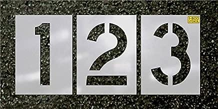 Number Stencil Kit, 12
