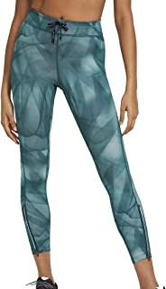 Nike Run Dvn Epic Fstr 7_8 Tights Dark Teal Green/Reflective SIL