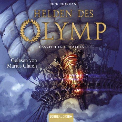 Das Zeichen der Athene (Helden des Olymp 3) cover art