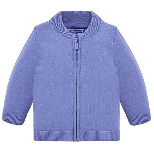 Mayoral - Baby Strickjacke Jungen, blau - 305-90, Größe 80