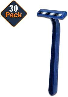 Gillette 2 Disposable Razors Value Pack (30 Twin Razors)