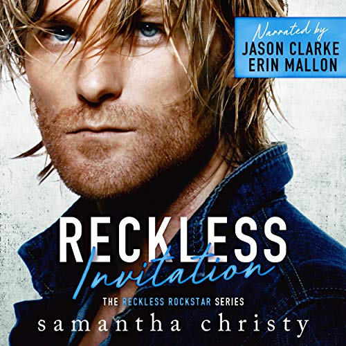 Reckless Invitation Audiobook By Samantha Christy cover art