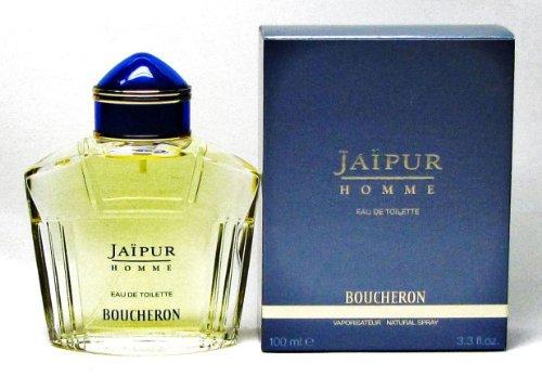 Jaipur Pour Homme Men - Boucheron Eau de Toilette Edt. Spray 100 ml