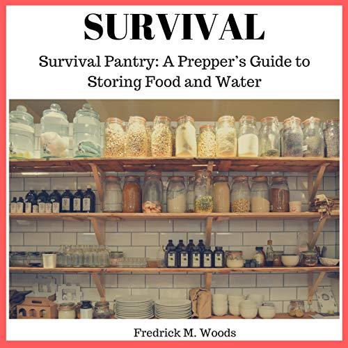 Survivial audiobook cover art