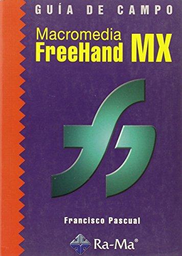 Guía de campo de Macromedia FreeHand MX.