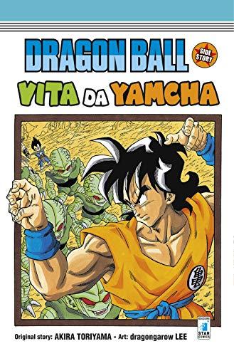 Vita da Yamcha. Dragon Ball side story (Wonder)