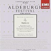 Tippett: Divertimento on 'Sellinger's Round'; Little Music; Sonata for 4 Horns; Ritual Dances from 'The Midsummer Marriage' (2005-11-09)
