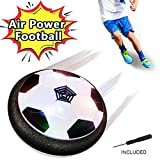 FAGORY Air Soccer Disk Football Gifts for Boys Pneumatic Suspended Floating Football Ball