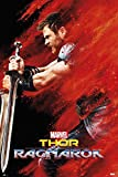 Close Up Marvel Thor Ragnarok Poster Thor (60cm x 91,5cm) +