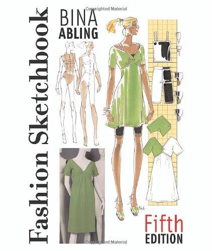 Fashion Sketchbook, 5th edition