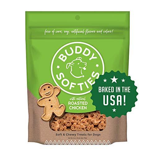 Buddy Biscuits Roasted Chicken Flavor 6 Oz.