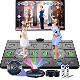 Electronic Dance Mats,Dance Mat Double Game for Kids and...