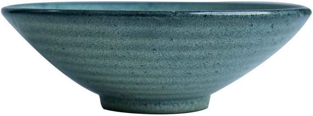 TANGIST Bowl Ceramic European-Style Limited time for free shipping Retro Bottom Bow Bucket Tucson Mall