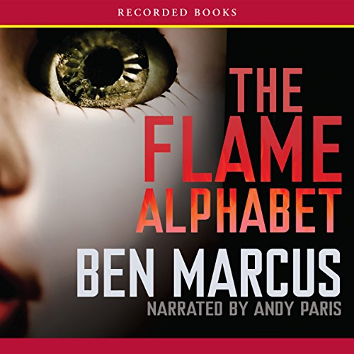 The Flame Alphabet audiobook cover art