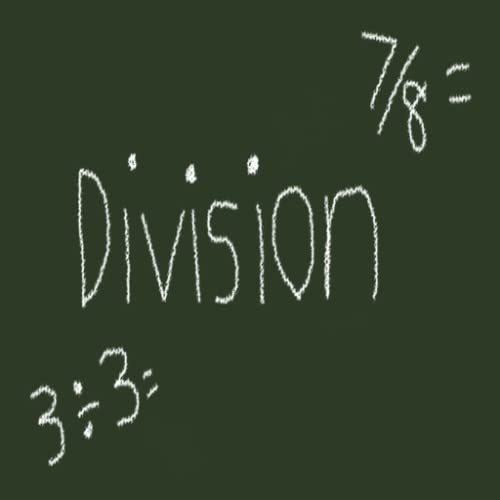DIVISION (for Kindle, Tablet & Phone)
