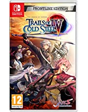 The Legend of Heroes: Trails of Cold Steel Iv - Frontline Edition - Nintendo Switch