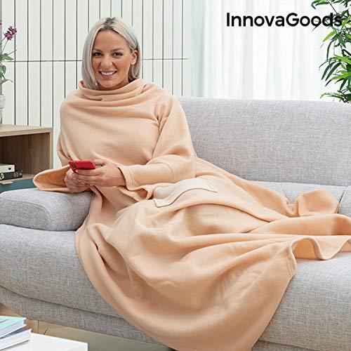 InnovaGoods Batamanta Individual con Bolsillo Central