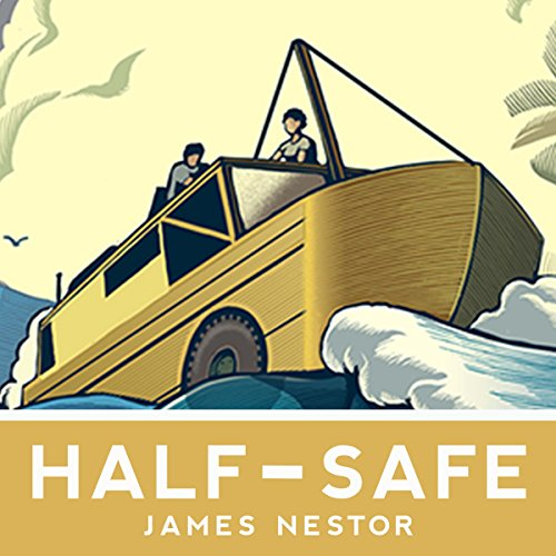 Half-Safe audiobook cover art