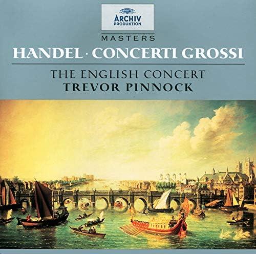 The English Concert, Trevor Pinnock & George Frideric Handel