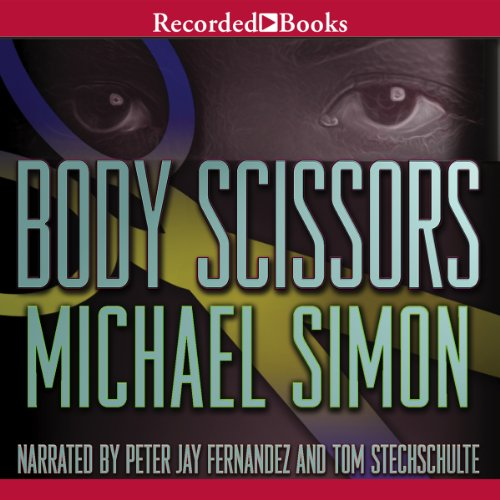 Body Scissors audiobook cover art