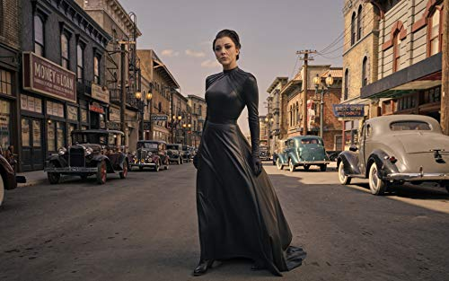 Penny Dreadful City of Angels Poster, Natalie Dormer Print, Magda Poster, Horror TV Series Print (S - 11'' x 17'')