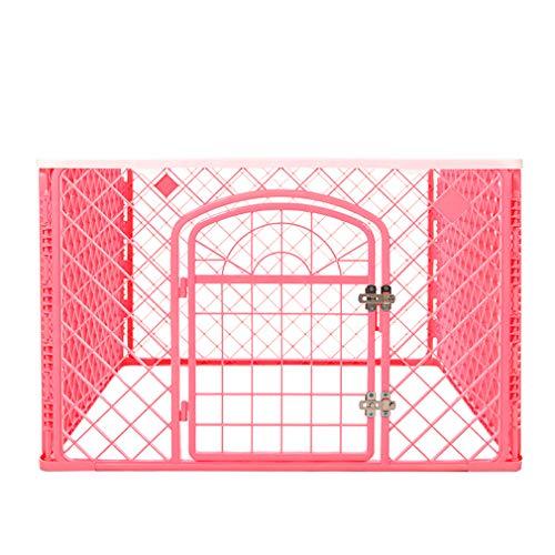 Clôture pour animaux de Compagnie, clôture intérieure Grand et Moyen Petit Chien Lapin Teddy clôture Cage chenil fournit Cage à Chat