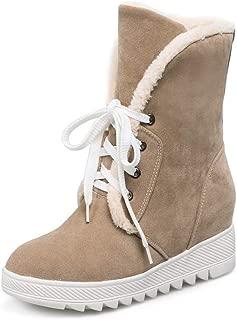 BalaMasa Womens ABS13855 Pu Boots