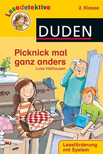 Lesedetektive - Picknick mal ganz anders, 2. Klasse (DUDEN Lesedetektive 2. Klasse)