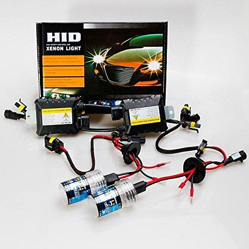 ZGMA H3 Automatique Ampoules électriques 35W Lampe Frontale Warm White