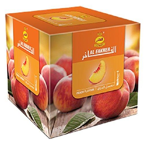 Al Fakher Hookah Shisha Flavors 250g - Non Tobacco (Peach)