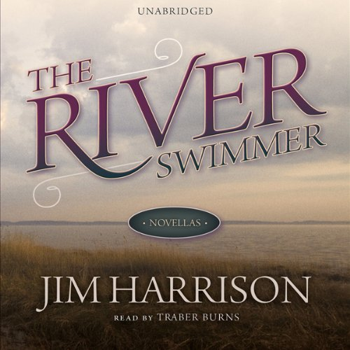 The River Swimmer audiobook cover art