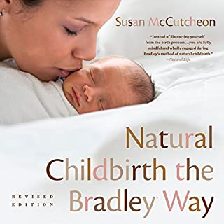 Page de couverture de Natural Childbirth the Bradley Way