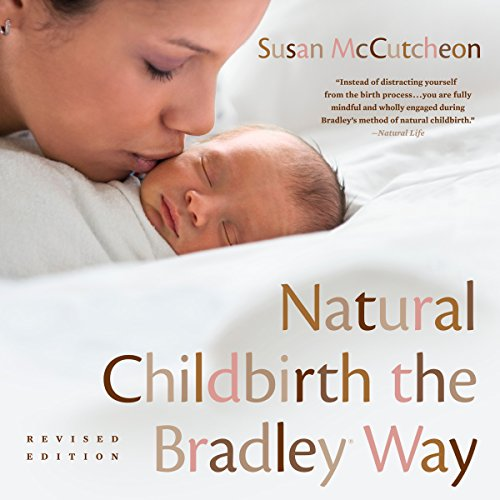 Natural Childbirth the Bradley Way cover art