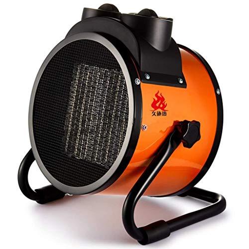Qbylyf ventilator voor radiator, draagbaar, industriële, keramische verwarming, draadloze thermostaat, draagbaar, 5000 W, kjng