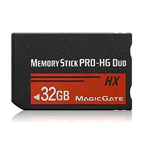 32 GB High Speed Memory Stick Pro-HG Duo (MS-HX32A) PSP1000 2000 3000 / Kamera Speicherkarte