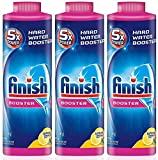 Finish Power Up Rinse Aid, Dishwasher Booster Agent, 14 Ounce (Pack of 3)