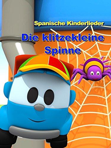 Spanische Kinderlieder. Die klitzekleine Spinne [OV]