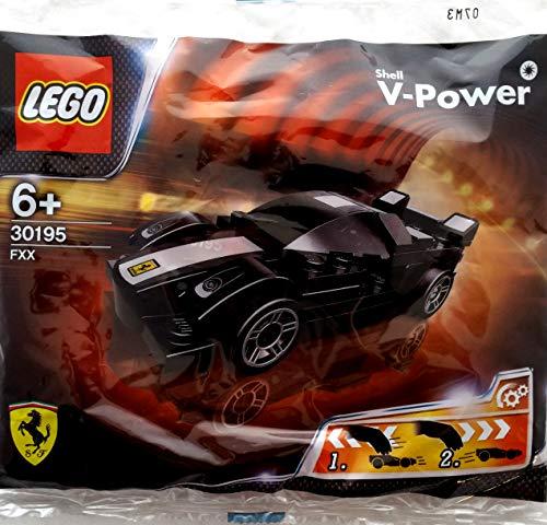 LEGO Ferrari Shell V-Power 30195 Ferrari FXX mit Rückziehmotor