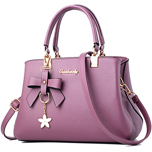ALARION Women Top Handle Satchel Handbags Shoulder Bag Ladies Designer Purse Messenger Bags