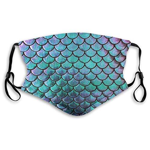 Benutzerdefinierte Schutzmagie Green Mermaid Skin Fashion