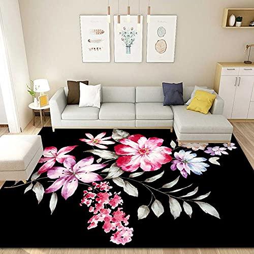 ZAZN 3D Printing Large Area Carpet Living Room Coffee Table Floor Mat Bedroom Study Home Cloakroom Floor Mat