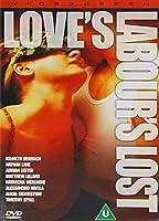 Love's Labour's Lost [DVD]