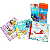 Baby Ultimate Bubble Bath Book Set Bundle for Toddler Kids -- 3 Books with Finding Dory Bubble Bath and Stickers (Sesame Street Elmo Time Storybooks)
