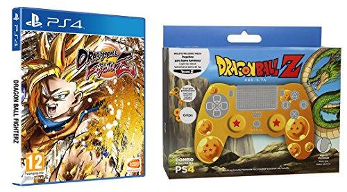 Dragon Ball Fighterz + Kit di Personalizzazione Pad - PlayStation 4 [Bundle]
