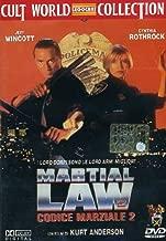 Martial Law - Codice marziale 2 anglais
