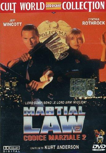 Martial Law 2 [Italia] [DVD]