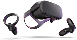 Visores gamer de realidad Virtual Oculus Quest All-in-one VR
