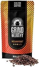 Grind Worthy Roasted Coffee Beans - Highest Quality Taste - Best Coffee ( Medium 1 pound - 16 ounces)